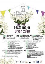 Festa Major d'Olvan 2018