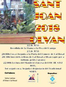 Revetlla de Sant Joan 2018