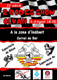 2 rodes show