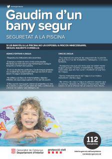 Seguretat bany piscines
